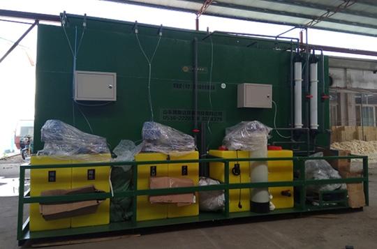 柳州实验室废水处理
