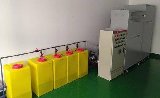 南宁实验室废水处理