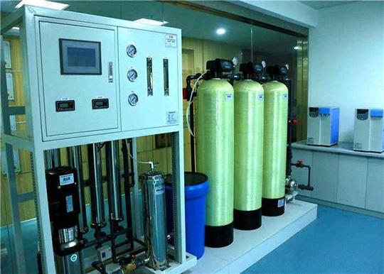 钦州实验室废水处理