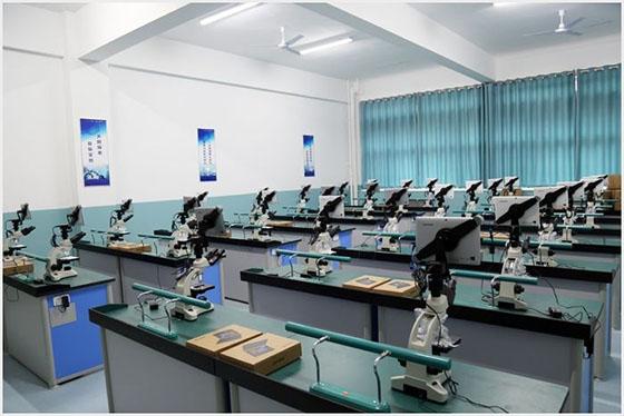 百色生物实验室