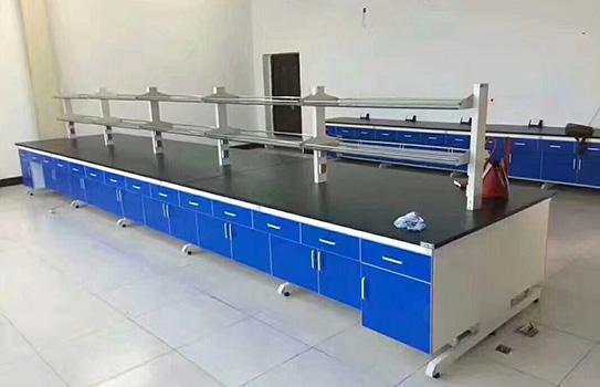 南宁化验室钢木实验台