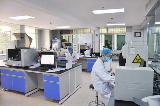 广西PCR净化实验室工程