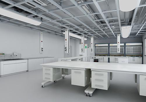 广西微生物实验室建设工程