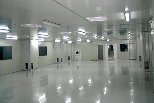 口罩厂微生物实验室