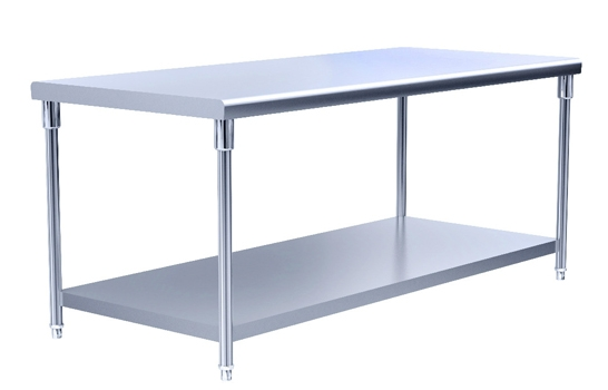 微生物不锈钢实验桌