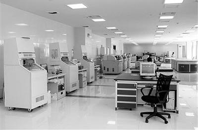 生物实验室建设工程