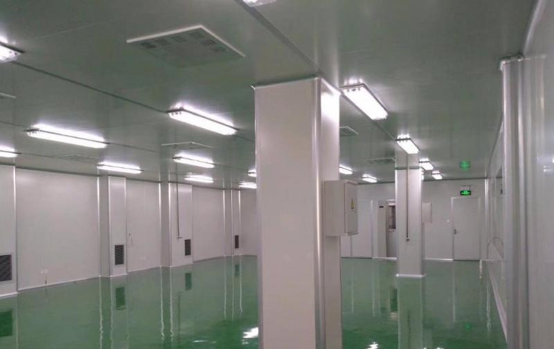 柳州制药厂净化工程