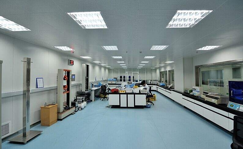 南丹实验室净化工程