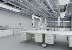 广西疾控中心核酸检测实验室改造